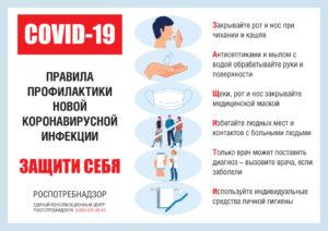 Методические рекомендации по короновирусной инфекции