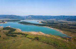 Восполнение запасов в водохранилищах Крыма