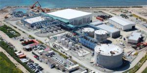 Строительство первой в России опреснительной установки морской воды в Крыму